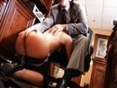 Secretária transando com o chefe